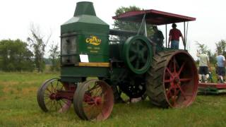Download Lagu Rumely Oil Pull Model E Start-up and Plowing Mp3
