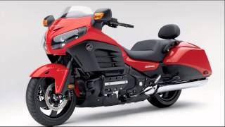 7. honda gold wing gl1800 audio comfort 2015 model