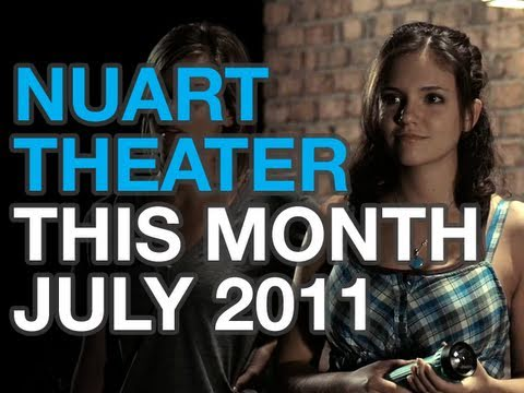 Now Playing at the Nuart Theater (July 2011) HD Trailers (видео)