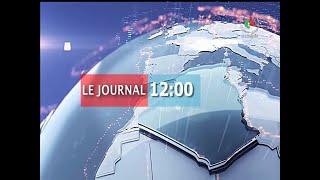 Journal d'information du 12H: 06-12-2019 Canal Algérie