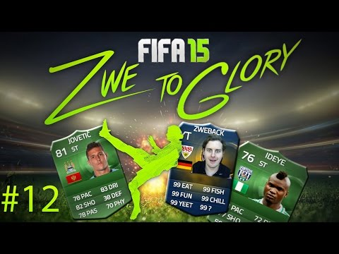 fish - THE FISH RETURNS!! ZWE TO GLORY EP12 | FIFA 15 ROAD TO GLORY FOR FIFA 14 ULTIMATE TEAM COINS! http://goo.gl/paKOwG Use promo code: zwe for 5% off purchases!