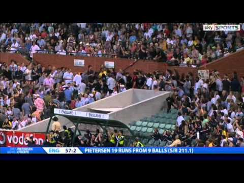 Australia vs England 1st T20 International Highlights 2011