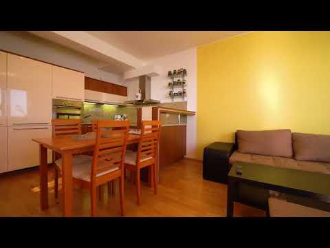 Video Prodej bytu o dispozici 3kk s dvěma balkóny a garáží