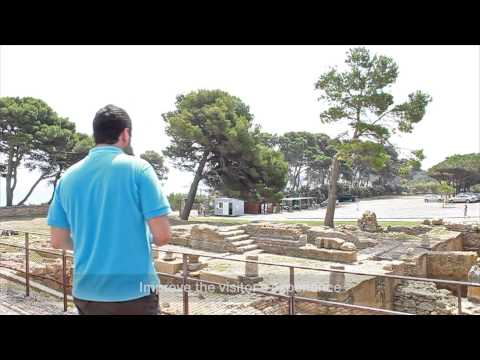 I AM: augmented reality in Empúries
