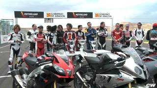 9. Master Bike 2010: Aprilia RSV4 Factory vs. BMW S1000RR vs. Ducati 1198S Corse
