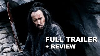 Nonton Outcast Official Trailer   Trailer Review   Nicolas Cage 2014  2015   Beyond The Trailer Film Subtitle Indonesia Streaming Movie Download