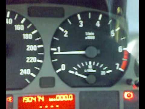 BMW E46 320i problem