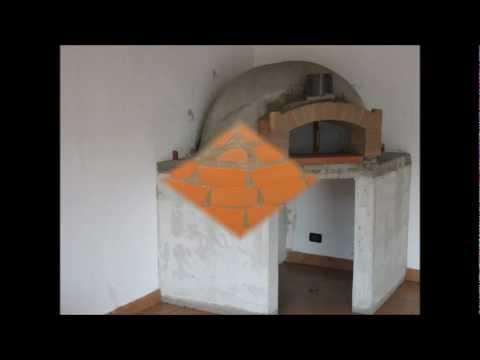 FORNO A LEGNA - una guida passo passo sulle varie fasi per costruire in casa un forno a legna tradizionale, per ottime pizze e tanto altro. Buona Visione.