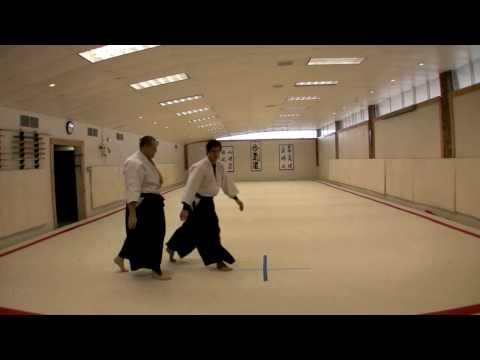 Ni kata - (Koryu Dai Ni) (10) with Nick Lowry
