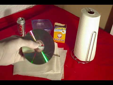 dvd - In this Household Hacker experiment, we'll demonstrate how to completely remove scratches from your CD or DVD media. Visit us at www.householdhacker.com For ...