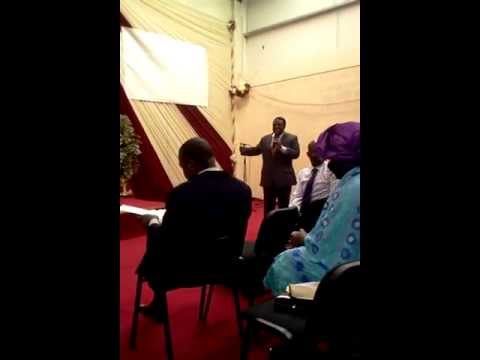 Testimony of Heaven and Hell — THE OLD PATH by Rev S.K  Oloyede