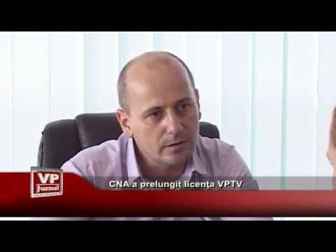 CNA a prelungit licenta VPTV