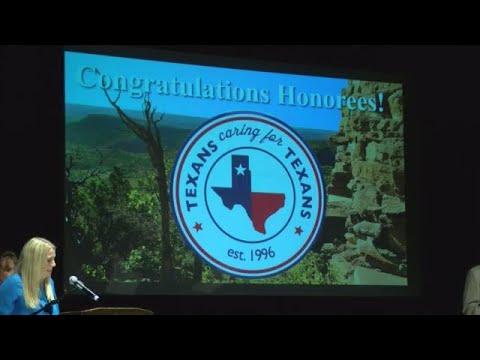 Texans Caring for Texans Awards