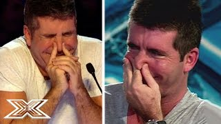 Video When Judges Get The Giggles | X Factor UK MP3, 3GP, MP4, WEBM, AVI, FLV Juni 2019