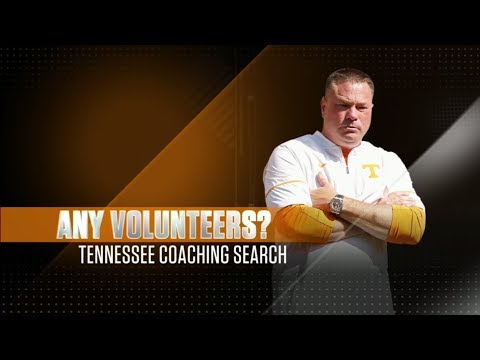 A timeline of Tennessee's head coaching odyssey | The Paul Finebaum Show | ESPN