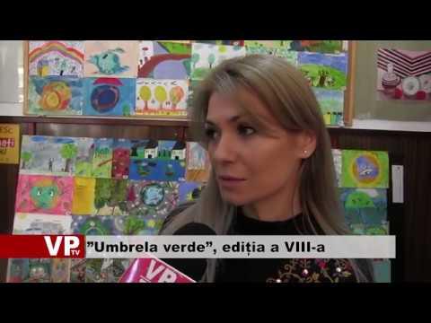 """""""Umbrela verde"""", ediția a VIII-a"""