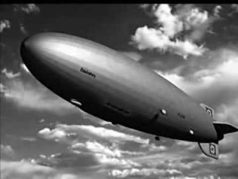 """Heute vor 81 Jahren – Indienststellung des Luftschiffs LZ 129 """"Hindenburg"""""""