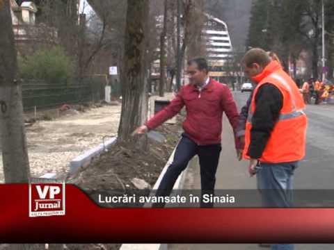 Lucrări avansate în Sinaia