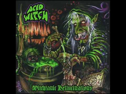 Acid Witch - Swamp Spells online metal music video by ACID WITCH