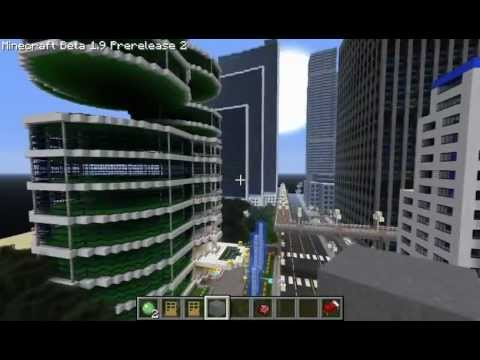 Let's Show New York MINECRAFT (Vecter City) [GERMAN]