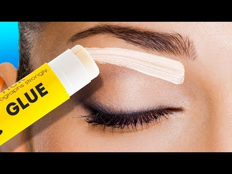 37 AWESOME BEAUTY HACKS FOR EVERYDAY LIFE