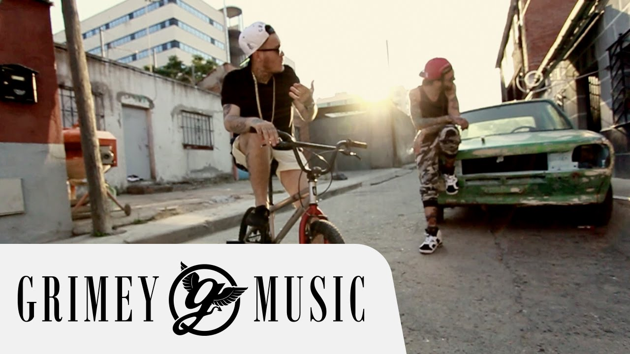 XCESE Feat. FYAHBWOY – CARGO MIS ARMAS (OFFICIAL MUSIC VIDEO)