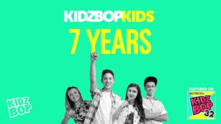 Video KIDZ BOP Kids - 7 Years (KIDZ BOP 32) MP3, 3GP, MP4, WEBM, AVI, FLV Desember 2018