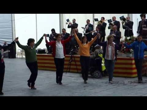 Ballada Organyà i concert amb la Cobla Ciutat de Girona 2013 5