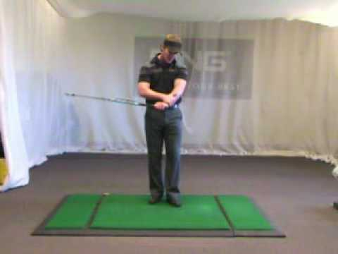 Jeff Ritter – Golf Swing – Back Swing Sequence – Left Arm