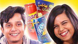 Video Indians Taste Test Gulf Snacks   BuzzFeed India MP3, 3GP, MP4, WEBM, AVI, FLV Maret 2019