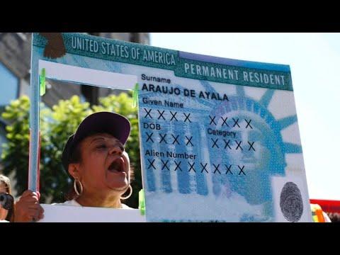 USA: Verschärfte Regeln für die Green Card in Kraft g ...