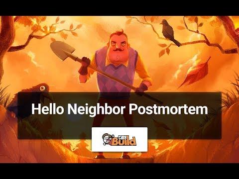 Алекс Ничипорчик (tinyBuild) - Постмортем Hello Neighbor