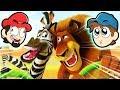 Existe Madagascar Kart No Xbox 360