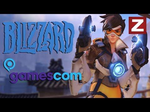 Gamescom 2016. Прекрасное ничего от Blizzard - zaddrot.com