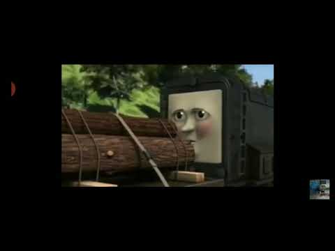 Misty island rescue chase scene with Thomas & Friends runaway and magic railroad sound effects