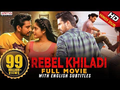 Rebel Khiladi (Lover) Latest Hindi Dubbed Movie | Raj Tarun, Riddhi Kumar | Aditya movies