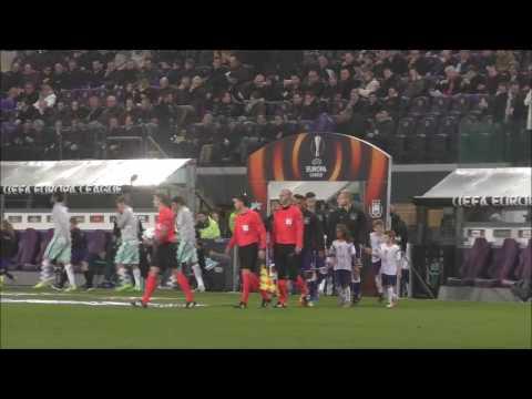 Andonline RSC ANDERLECHT - FK ZENIT ST. PETERSBURG