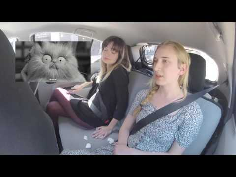 Comedian Stroy Moyd turns Uber Ridesharing into a Dating Gameshow