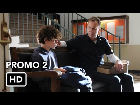 "Kiefer Sutherland in New ""Touch"" Promo"