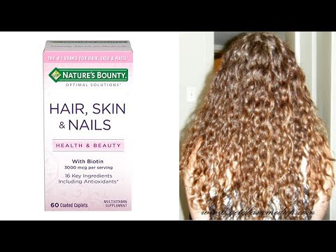 Review: Nature's Bounty Hair Skin & Nails