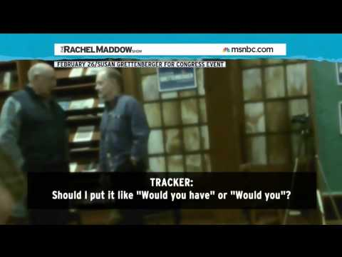 Rachel Maddow: Exclusive Report on Michigan GOP Spying Operation