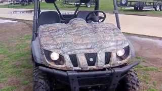 1. Greenville Motor Sports / Featured Pre-Owned Yamaha Rhino 700FI Ducks Unlimited Edition