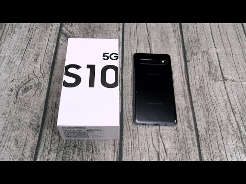 "Samsung Galaxy S10 5G ""Real Review"""