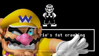 I decided to improve Undertale by modding the battle against Sans into a fight against the glorious Wario. In this hacked battle you shall experience the sad story of Wario and his fight to stay fat.Download (data.win file): http://sta.sh/02dc2upllk61