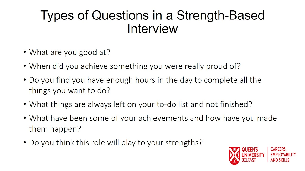 Video Thumbnail: Top nine tricky interview questions