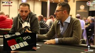 Barracudas 100k GTD - Hand Review Paolo Petrucci