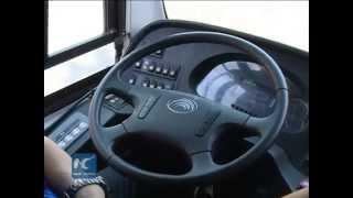 World's first driverless bus trip