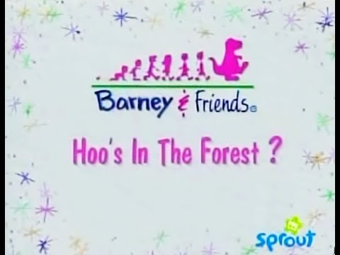 Barney & Friends: Hoo's In The Forest? (Season 2, Episode 6) (Complete Episode)
