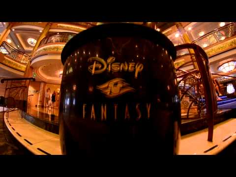 Large Family Enjoys Disney Cruising