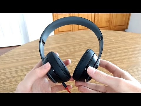 Beats Solo 2 Review - The Best Headphones for 2016?